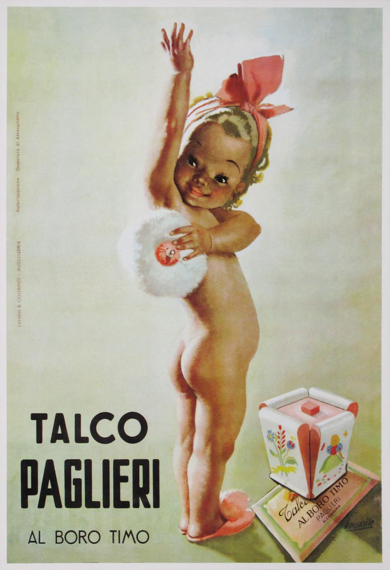 Image of Talco Paglieri - poster - WG00549