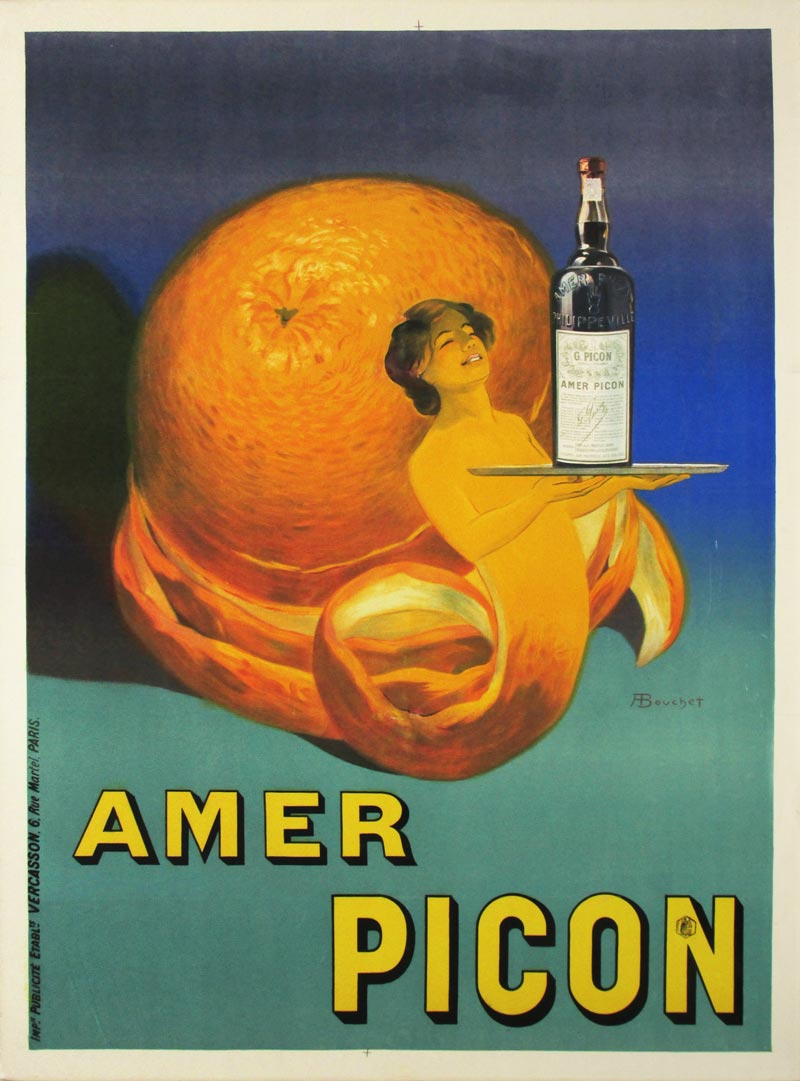 Image of Amer Picon - poster - WG00579