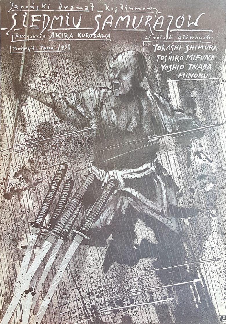 TR00007 Siedmiu Samurajow (The Seven Samurai)