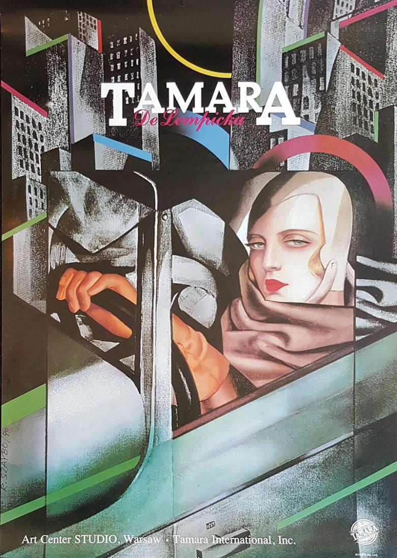 TR00009 Tamara De Lempicka