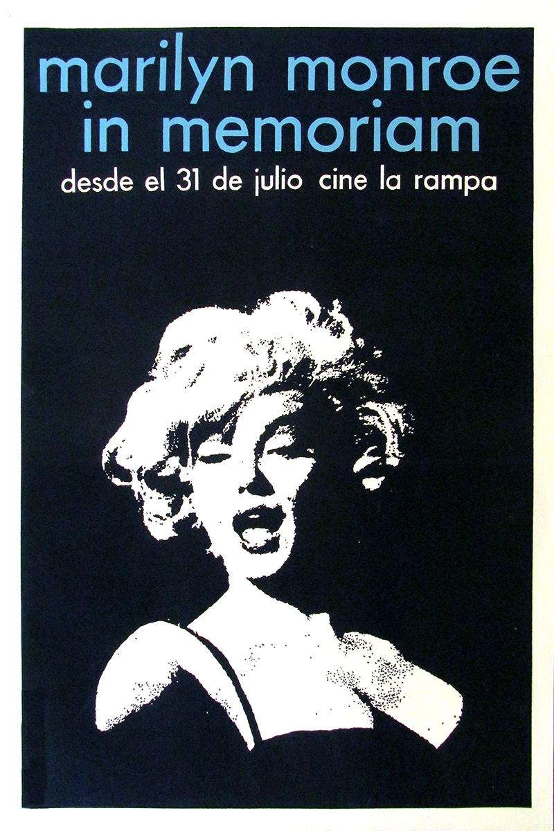 Marilyn in Memoriam WG00564