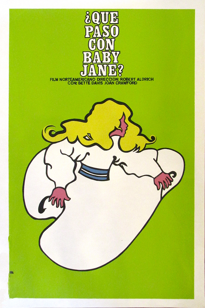 WG00567 what ever happened to baby jane?