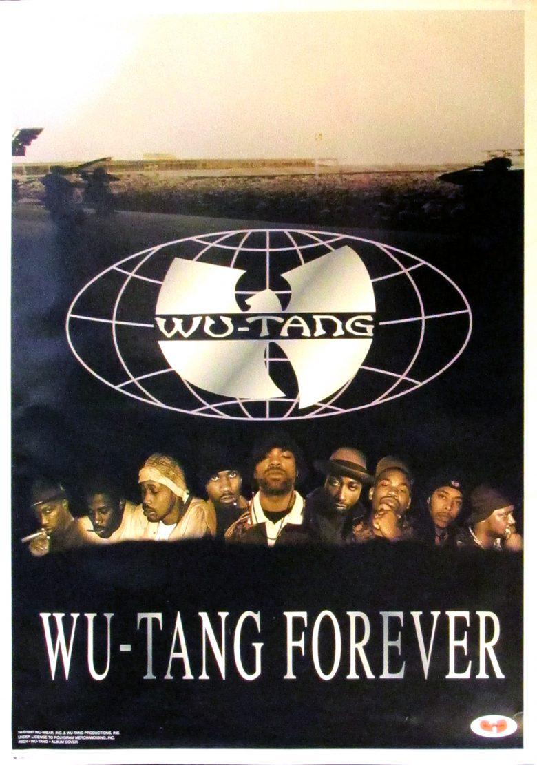Wu Tang Forever WG00679