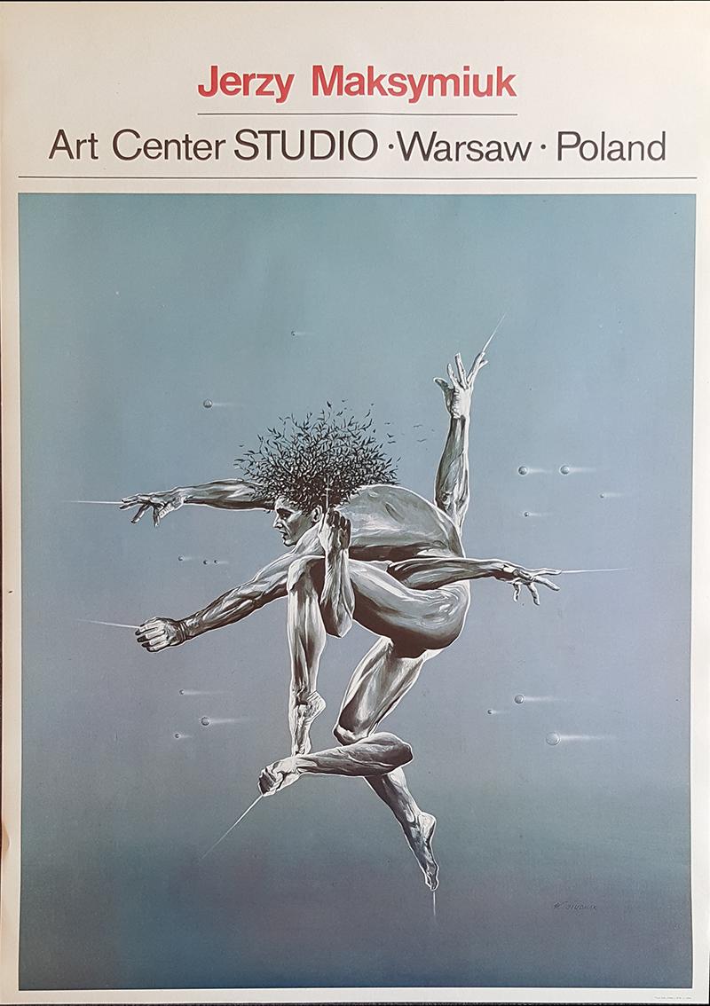 Jerzy Maksymiuk Art Center Studio-Warsaw - Poland TR00049
