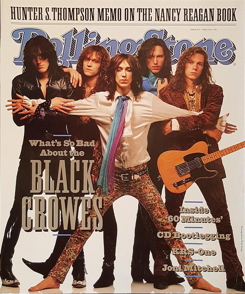 WG00318 The Black Crowes
