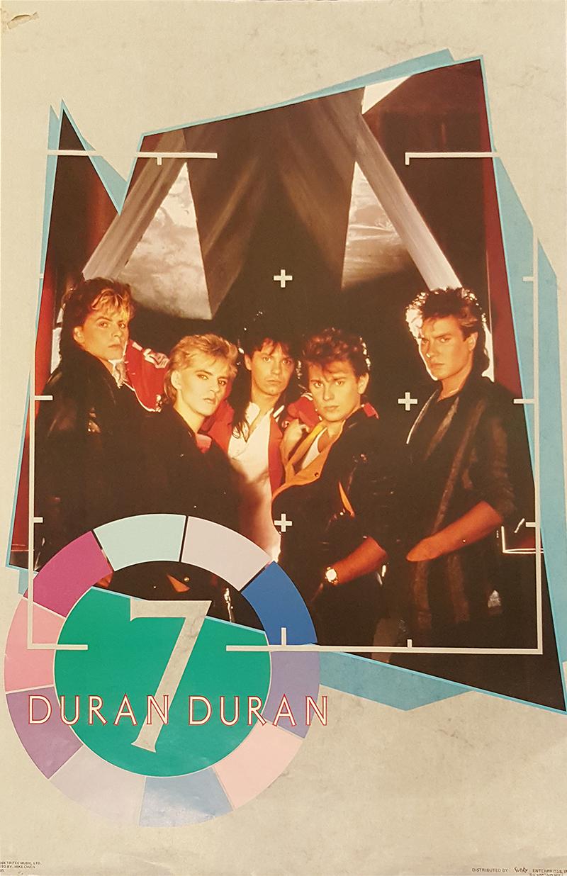 WG00333 Duran Duran