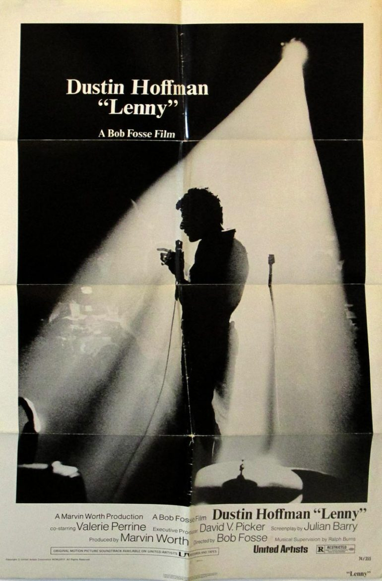 Image of Lenny - U.S. one sheet - movie poster - WG00703