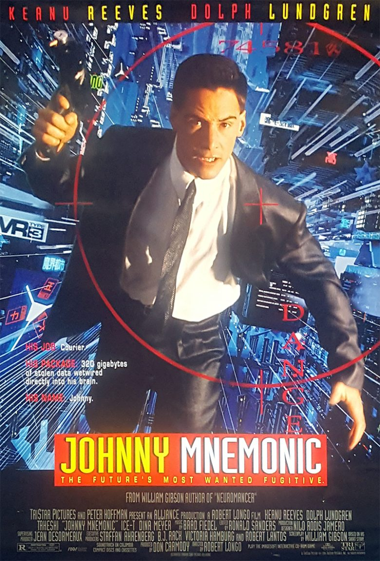 Johnny Mnemonic WG00733
