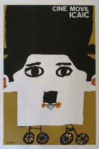 Image of Cine Movil ICAIC - Charlie Chaplin - WG00575