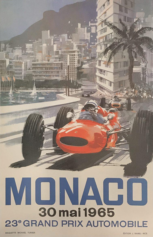 Monaco / Grand Prix WG00804