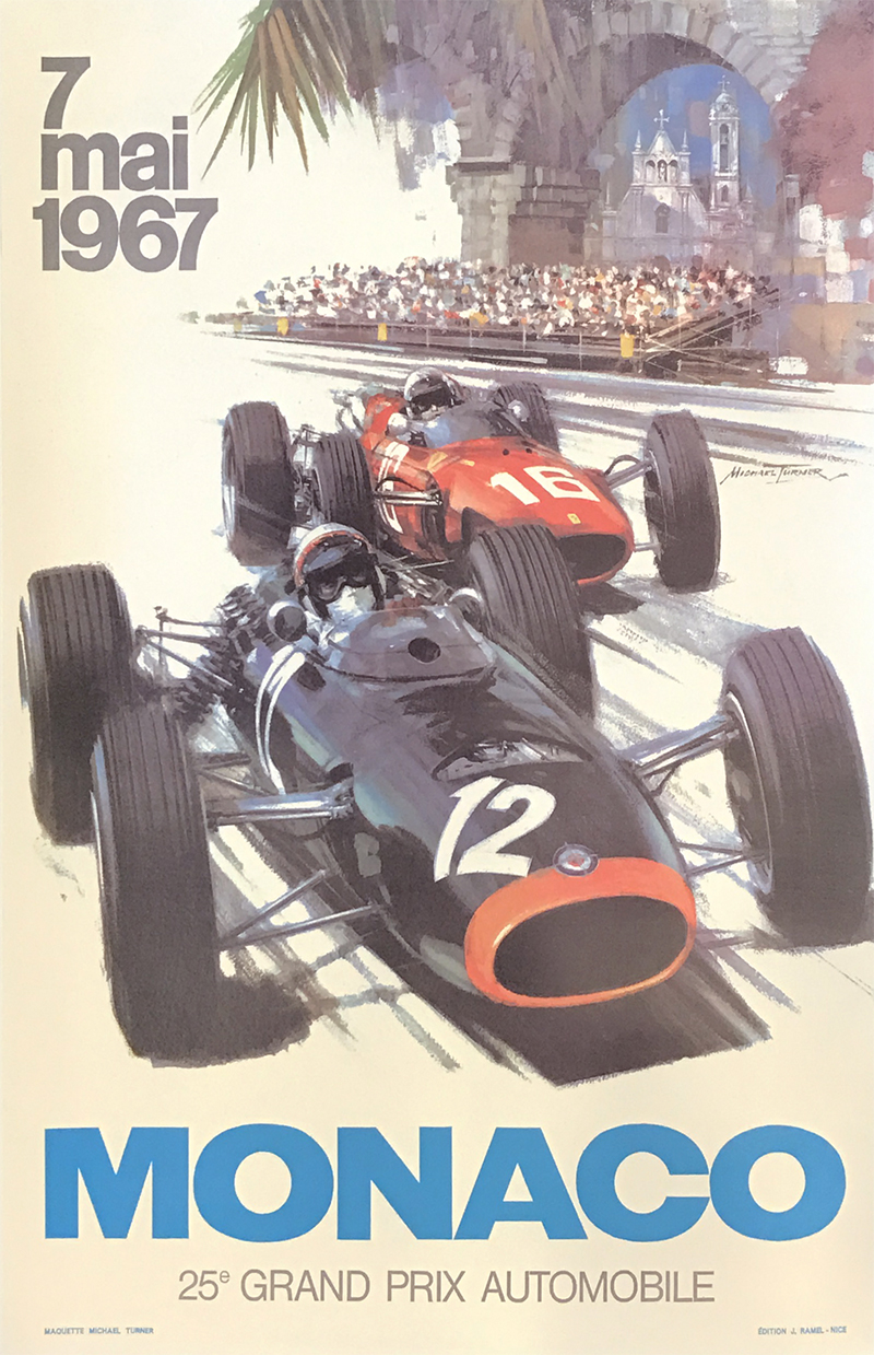 WG00806 Monaco 1967